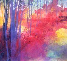Oltre il sentiero dei faggi d'autunno by Alessandro Andreuccetti