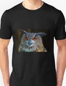 Eagle Owl Unisex T-Shirt