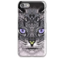carnaval cat iPhone Case/Skin