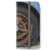 End of the Road iPhone Wallet/Case/Skin