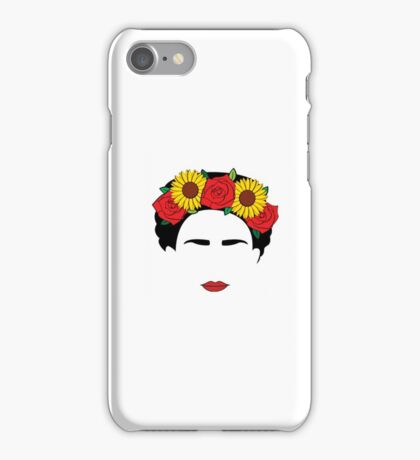 Frida Khalo 2 iPhone Case/Skin