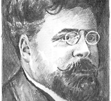 Gaston Leroux by Barnaby Edwards