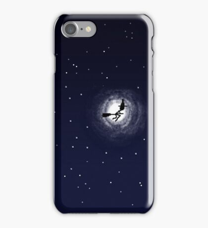 Witchy Ride iPhone Case/Skin