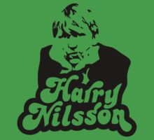 The Incredible Harry Nilsson One Piece - Short Sleeve