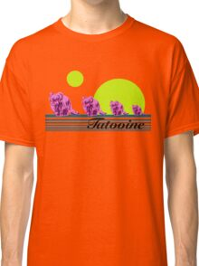 Vintage Vacation SciFi Classic T-Shirt