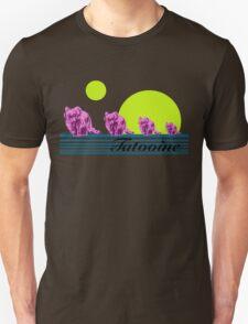 Vintage Vacation SciFi Unisex T-Shirt