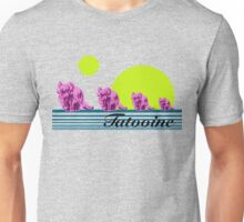 Vintage Vacation SciFi Unisex T-Shirt