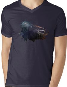 Final Fantasy XV logo universe Mens V-Neck T-Shirt