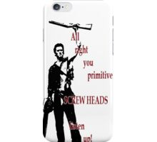 Army of Darkness- Screw Heads iPhone Case/Skin