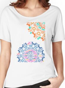 Hippie Boho Mandala Women's Relaxed Fit T-Shirt