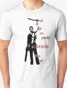 Army of Darkness- Screw Heads T-Shirt