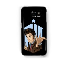 Doctor Who: Tenth Doctor  Samsung Galaxy Case/Skin