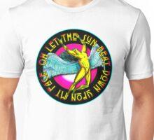 ICARUS - KASHMIR - dark tones badge Unisex T-Shirt