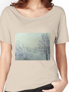 Winter Visitors Women's Relaxed Fit T-Shirt