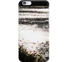 Silver Waters iPhone Case/Skin