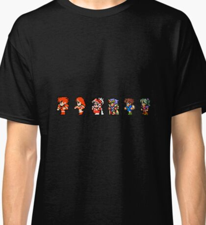 Final Fantasy: Evolution Classic T-Shirt