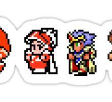 Final Fantasy: Evolution Sticker
