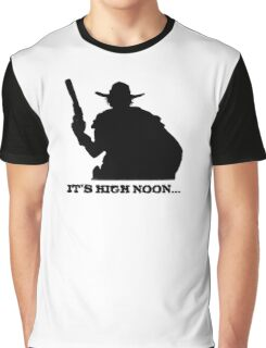 McCree - It's High Noon Graphic T-Shirt