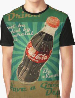 Fallout - Nuka Cola Ad Graphic T-Shirt