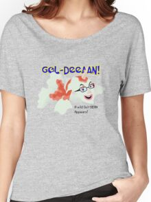 A wild Gol-Dean appears! Women's Relaxed Fit T-Shirt
