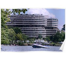 Watergate - Washington D.C. Poster