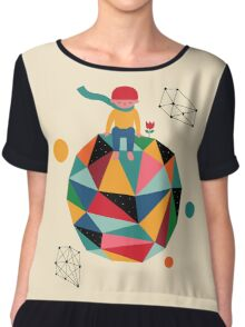 Lonely planet Chiffon Top