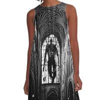 Body Art A-Line Dress