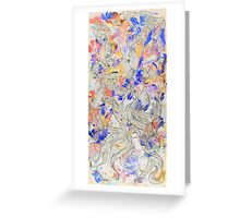 Rays of Paradise Greeting Card