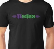 OMGhostHostess by Topher Adam Unisex T-Shirt
