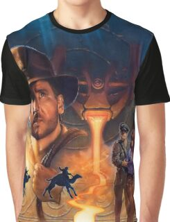 The Fate Of Atlantis Graphic T-Shirt