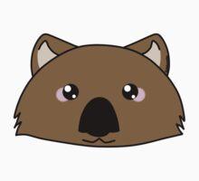 Just a very cute wombat -  Australian animal design Baby Tee