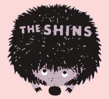The Shins Hedgehog by Rokkaku