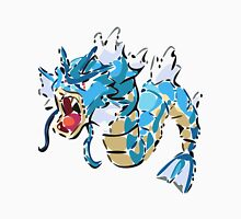 Pokemon: Gyarados (Vectorized) Unisex T-Shirt