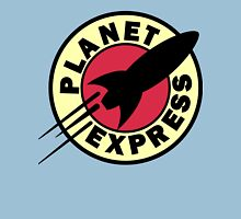 Futurama Planet Express Logo Unisex T-Shirt