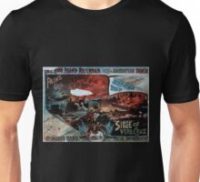 Performing Arts Posters Pains great war spectacle Mexican War Siege of Vera Cruz 0525 Unisex T-Shirt