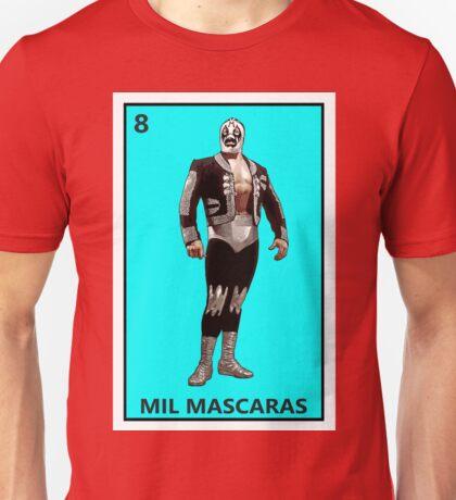 Mil Mascaras Unisex T-Shirt
