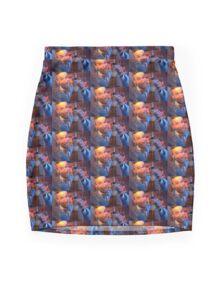 Bill Nye Mini Skirt