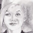 Marilyn by Anne Guimond