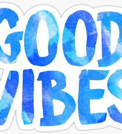 good vibes free spirit laptop sticker Sticker