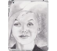 Marilyn iPad Case/Skin