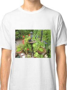 Willow Tea Rooms Garden Classic T-Shirt