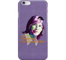 John Denver ~ Thank God I'm A Country Boy iPhone Case/Skin