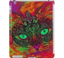 cat fiction 2 iPad Case/Skin