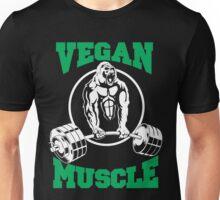 Vegan Muscle Unisex T-Shirt