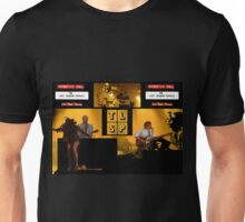 The Last Shadow Puppets- Webster Hall Collage Unisex T-Shirt