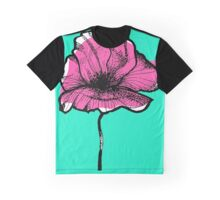 The solitary poppy Graphic T-Shirt
