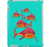 sharks - Haie iPad Case/Skin