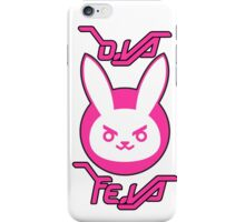 D.Va Fe.Va iPhone Case/Skin