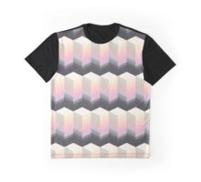 Cube Towers Graphic T-Shirt