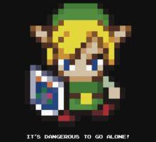 Link Sprite (Zelda) by TGIGreeny